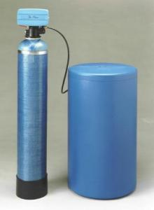 let our team install a professional water softener